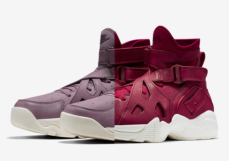 the best attitude 076f0 070d7 Back and ready to make another statement over twenty years later, the Nike  Air Unlimited returns this fall in bold new tonal colorways.