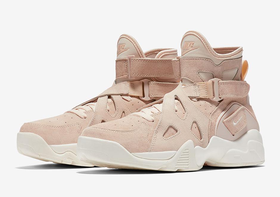 Nike Air Unlimited Tan Suede 854318-881
