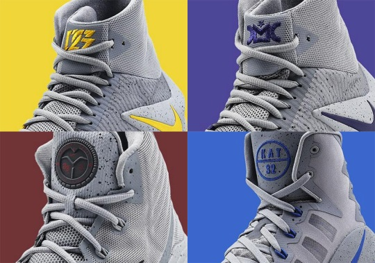 Preview Nike PEs For Draymond, Boogie, AD, And Towns