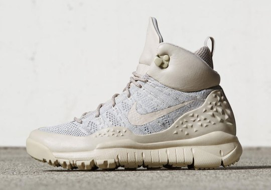 The Nike Lupinek Flyknit Releases This Thursday In Tan