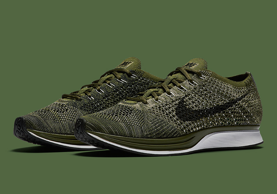 4a1dc04c96bf Nike Flyknit Racer Earth Tones 862713-300