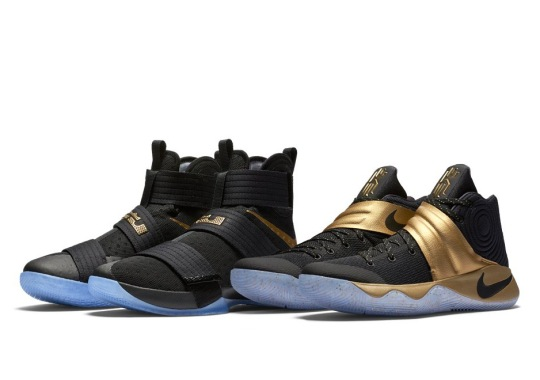"Nike Releases The ""Game 7"" Pack From The Four Wins Collection"
