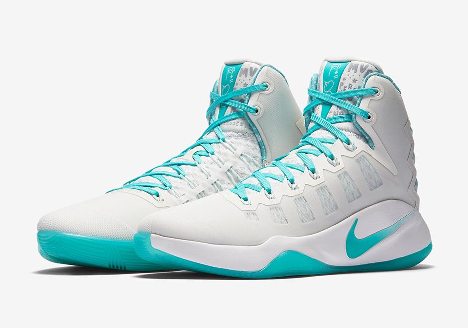 Nike Hyperdunk 2016 Elena Delle Donne PE  0462f470aa