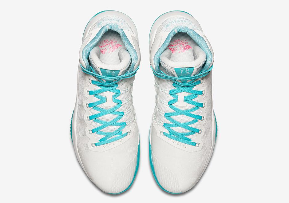 "... Nike Hyperdunk 2016 ""Elena Delle Donne"" PE. Color WhiteWhite-Green Glow  Style . 403fbe770181"