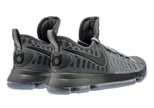 """Nike KD 9 """"Wolf Grey"""" Hits Stores"""