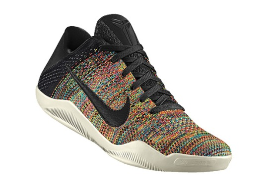 Classic Multi-Color Is Coming To The Nike Kobe 11 Elite iD