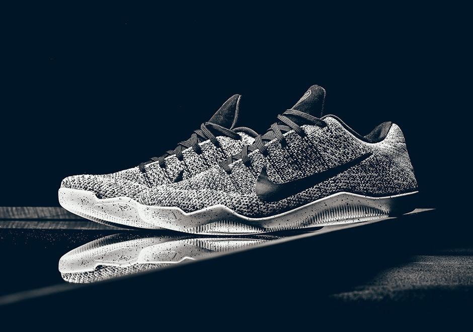 "A Detailed Look At The Nike Kobe 11 Elite ""Oreo"""