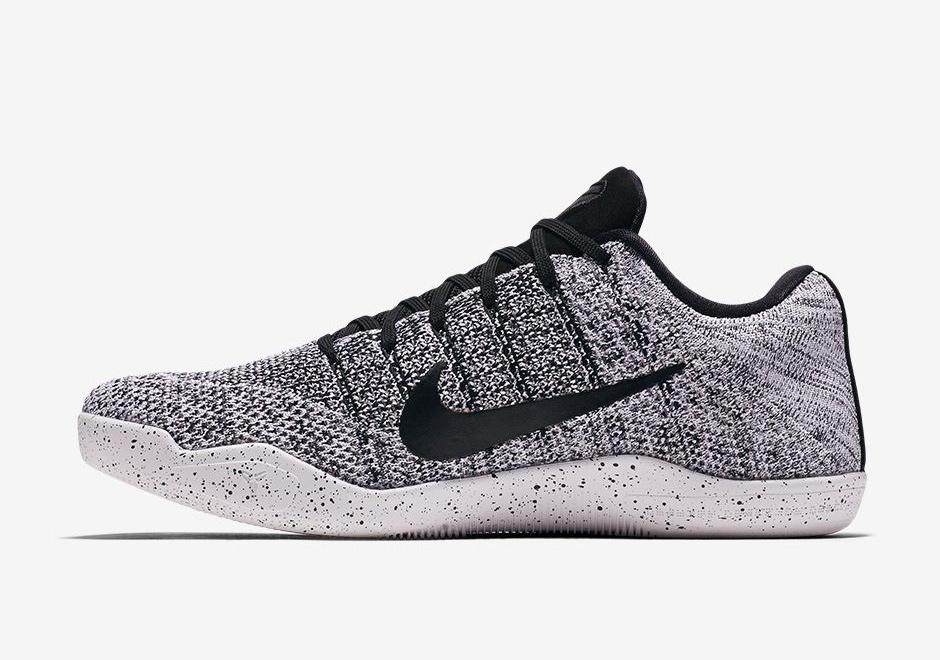 Nike Kobe 11 Elite Oreo Release Date