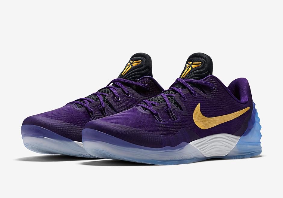 22895383881c Nike Kobe Venomenon 5 Lakers 853939-570