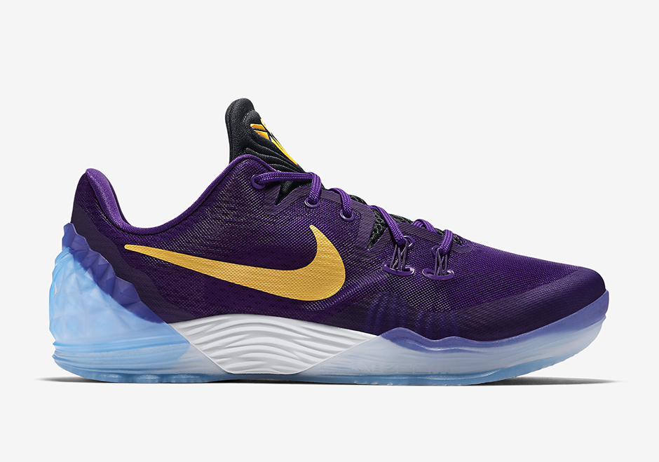 Nike Kobe Venomenon 5 Lakers 853939-570 | SneakerNews.com