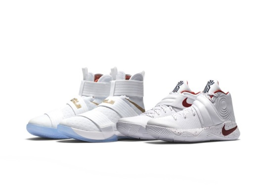 "Nike Basketball To Release ""Game 6"" Pack Today"