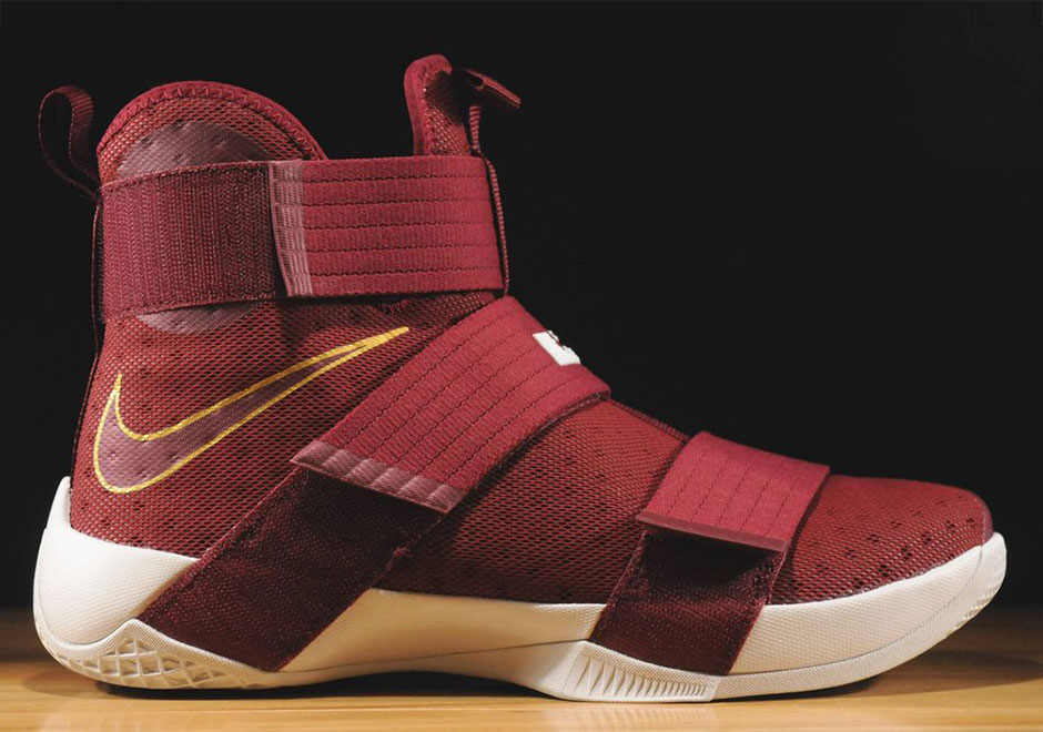 check out d2572 661d3 Nike LeBron Soldier 10 Christ The King PE   SneakerNews.com