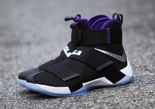 "Nike LeBron Soldier 10 ""Sacramento Kings"""