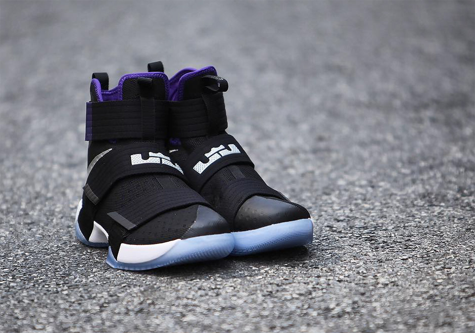f608ae28504 Nike LeBron Soldier 10 Sacramento Kings
