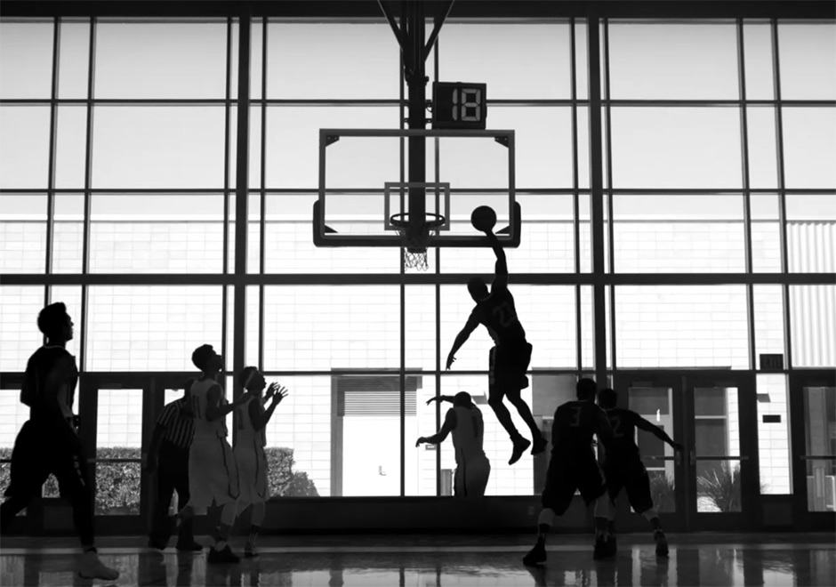 Nike Basketball and LeBron James just released their latest video spot to  kick off the NBA season e4daa6c8f
