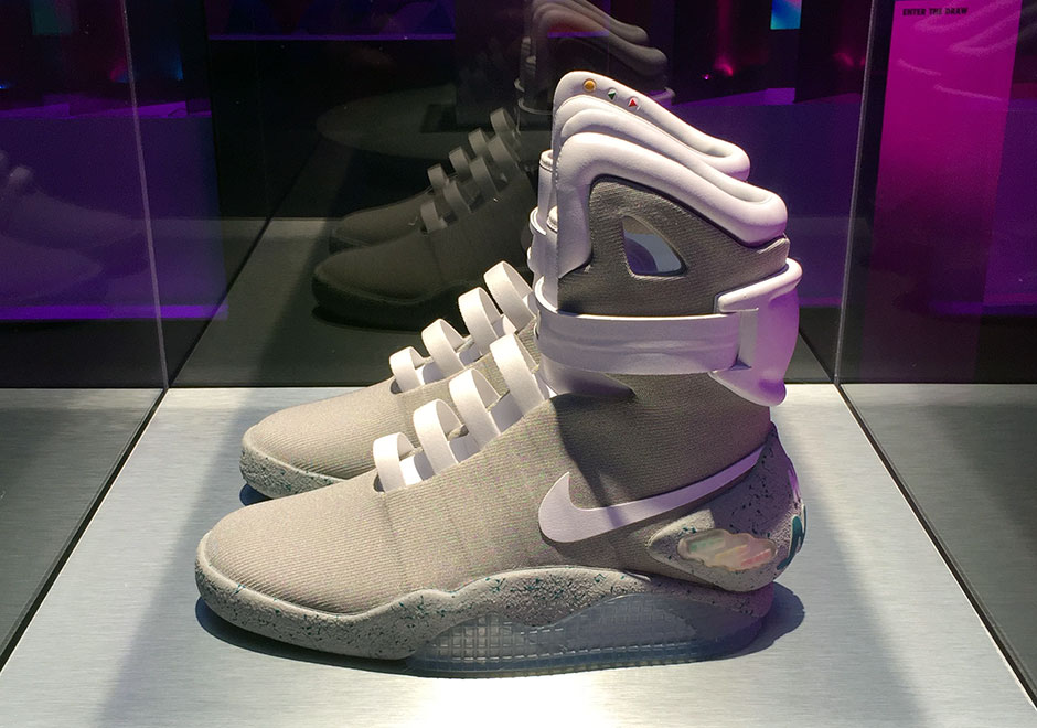 b30da4bc3 The Nike Mag  The Greatest Sneaker