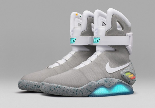 If Nike Auctioned The Mags, How Much Would They Sell For? Here's What 10,000 People Think