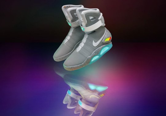 "How To ""Buy"" The Nike Mag"
