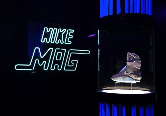 Nike MAG Lottery And Auctions Raised Over $6.75 Million