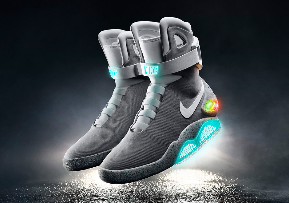 fuegos artificiales otoño rociar  Nike Mag - How to get 1 of 89 pairs | SneakerNews.com