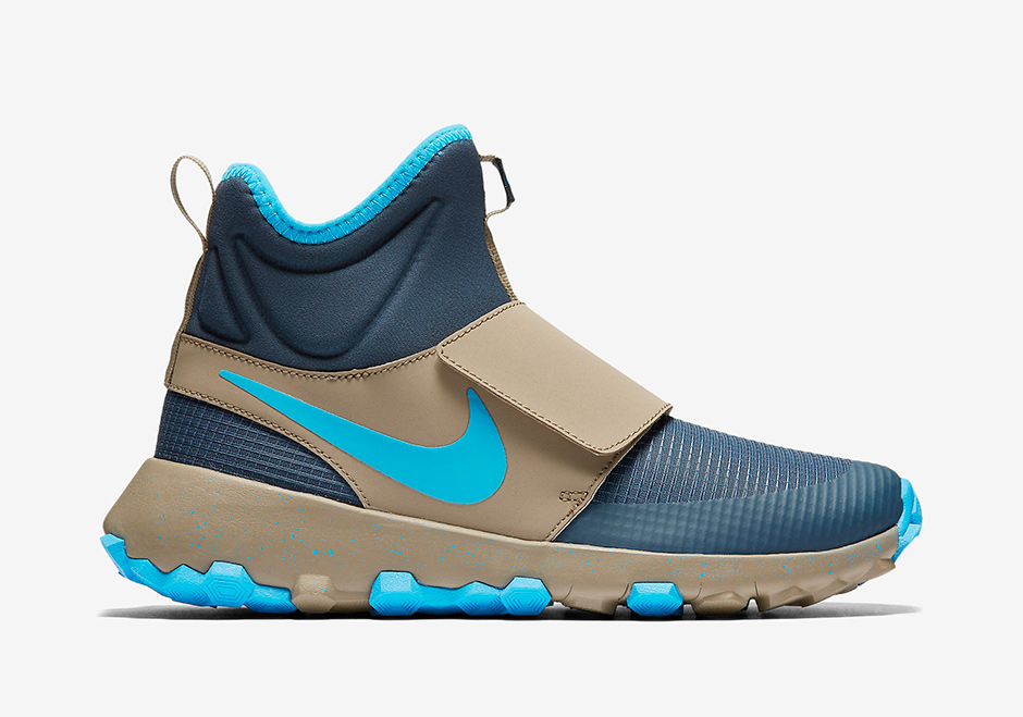 Nike Roshe Stamina Winter Boot Mid Youth IED2H9