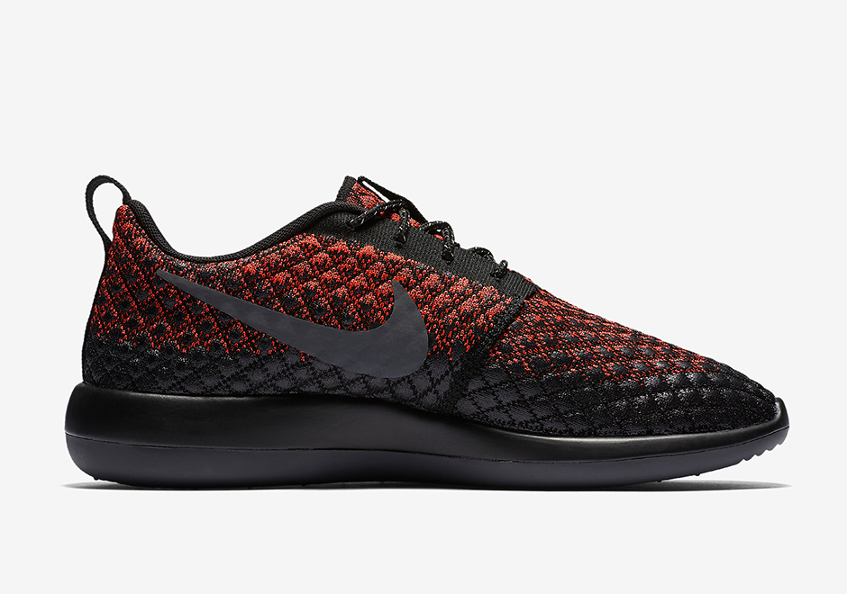 4d18fc38cc1 Nike Roshe Two Flyknit. Color  Gorge Green Volt-Dark Grey-Black Style Code   859535-700. Release Date  October 28