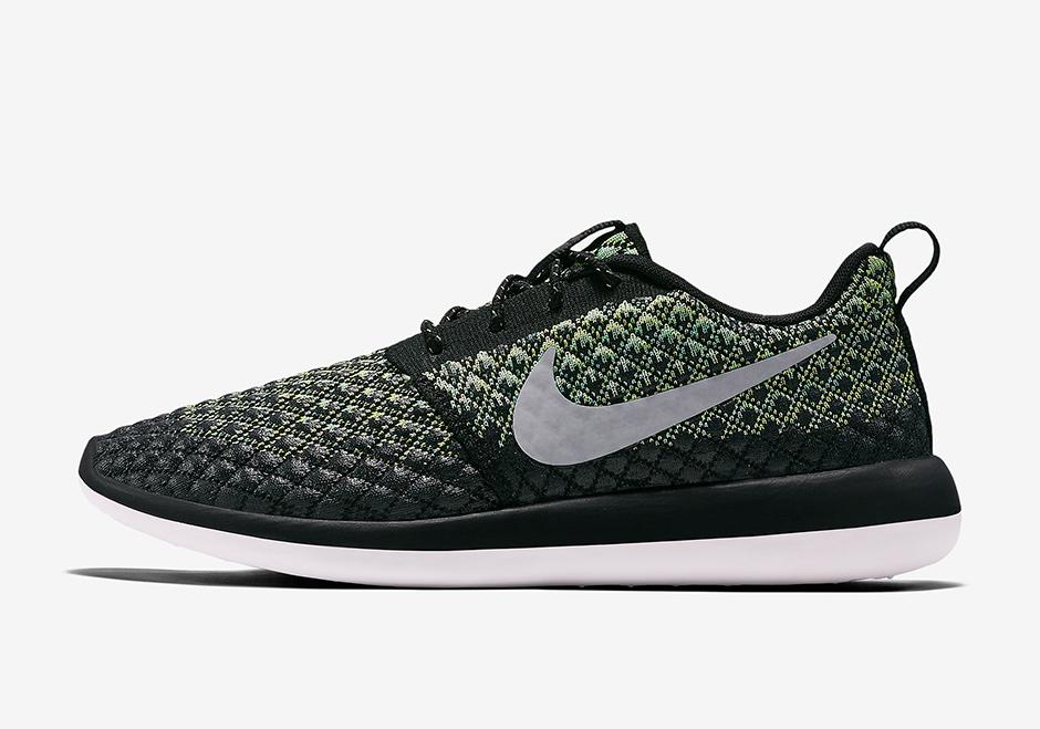 b71b3ab8953 Nike Roshe Two Flyknit Release Date