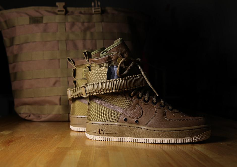 the latest 1f643 b3c10 Nike SF AF1 857872-200 Photos   SneakerNews.com