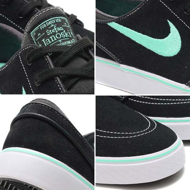 best sneakers 3ca98 9721f Nike SB Bruin Hyperfeel. Color  Green Glow Black White