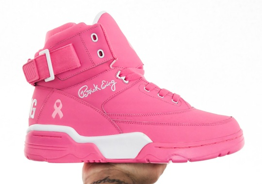 Ewing Releases For October Include Breast Cancer Awareness, Halloween, And Waterproof Boot