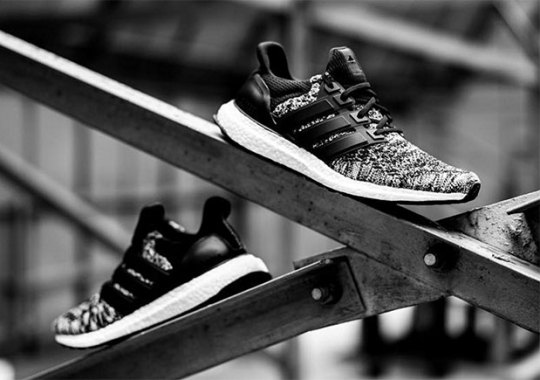 A Closer Look At The Reigning Champ x adidas Ultra Boost