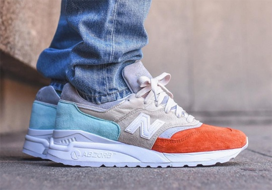 Ronnie Fieg Previews Two New Balance 997.5 Collaborations