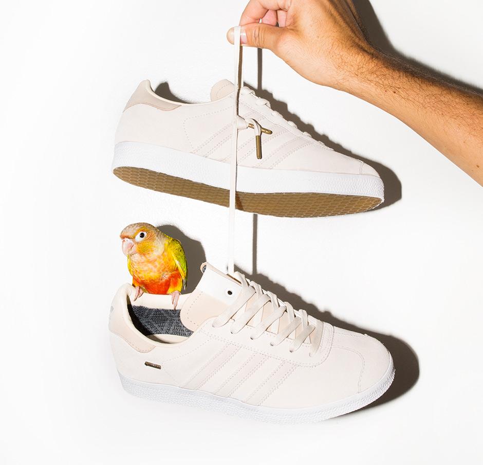 St. Alfred adidas Gazelle Gore-Tex | SneakerNews.com