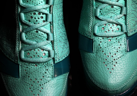 """Up Close With The SoleFly x Air Jordan XX3 """"Florida Marlins"""""""