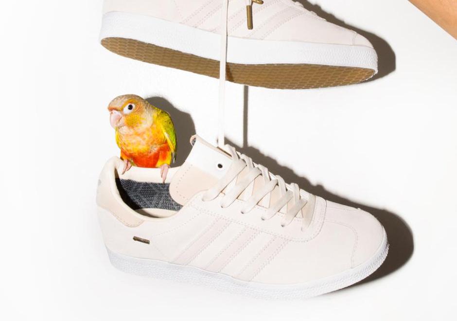 Adidas adidas Originals Gazelle Grey Trainers Asos