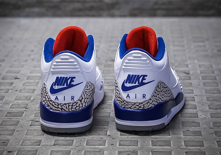 "d376d7fc5260 Air Jordan 3 ""True Blue"" Releasing In Full Family Sizes"