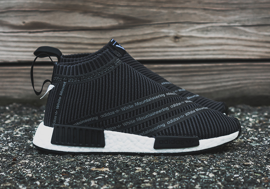c8cf94aef adidas NMD City Sock x White Mountaineering