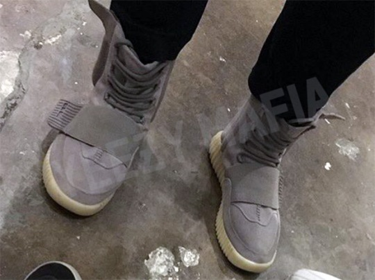 The adidas Yeezy Boost 750 v2 Set To Release In 2017