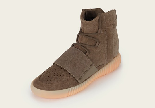 "Official Store List For adidas Yeezy Boost 750 ""Light Brown"""