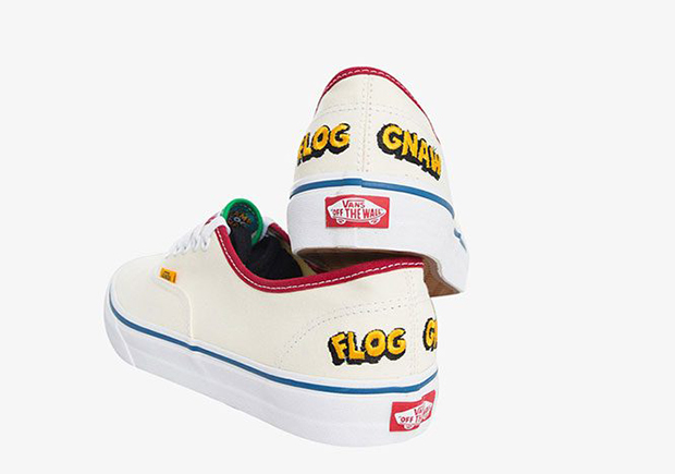flog gnaw vans authentic sneakernewscom