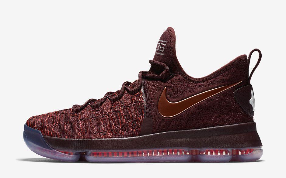 "sports shoes da43e 21cdf Nike KD 9 ""The Sauce"""
