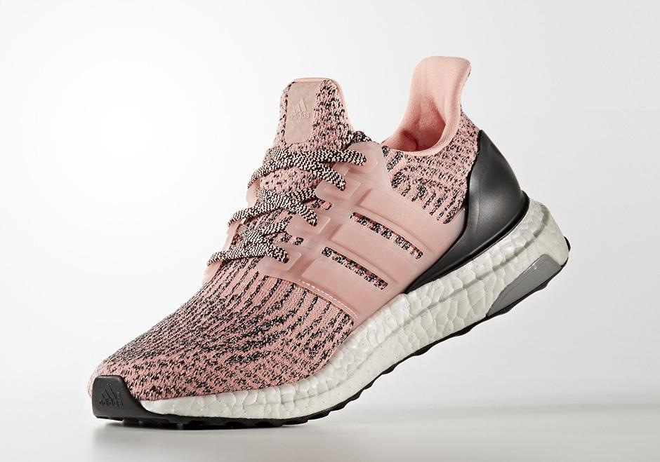 adidas ultra boost salmon pink