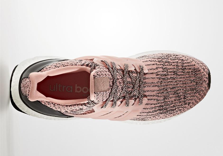 "dd857c4f93a5a adidas Ultra Boost 3.0 ""Salmon"". Color  Still Breeze Black"