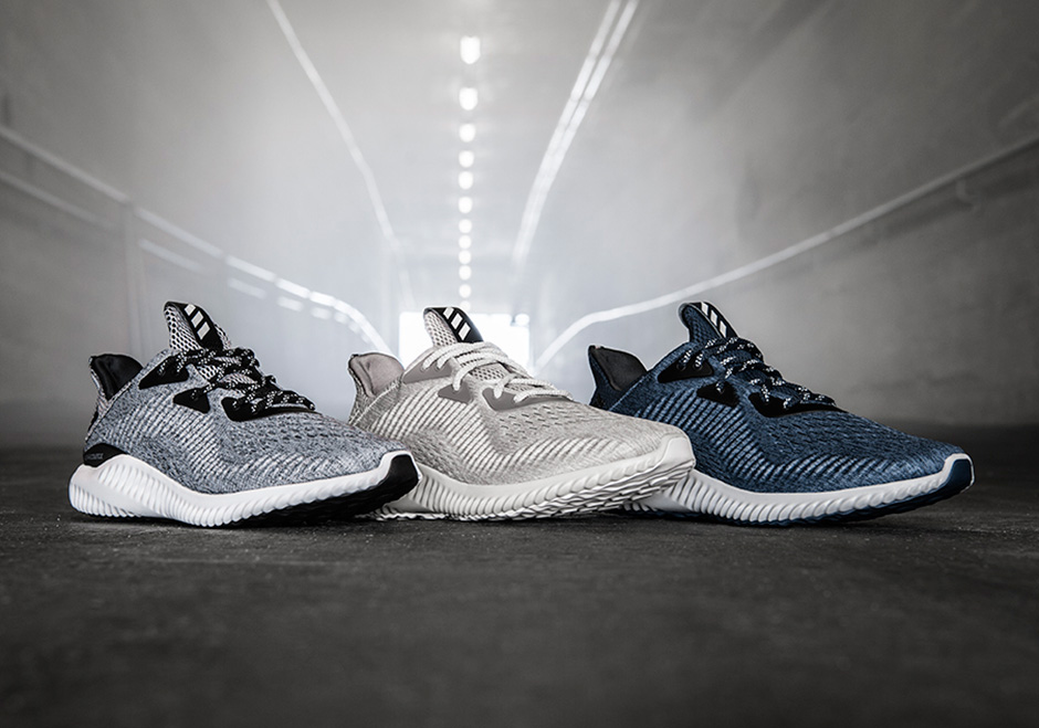 0610a40c1a8bd adidas AlphaBOUNCE Engineered Mesh Colorways