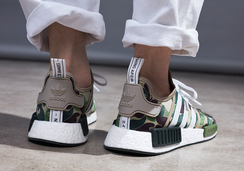 low priced 3f97d de9a6 BAPE x adidas Originals Collection