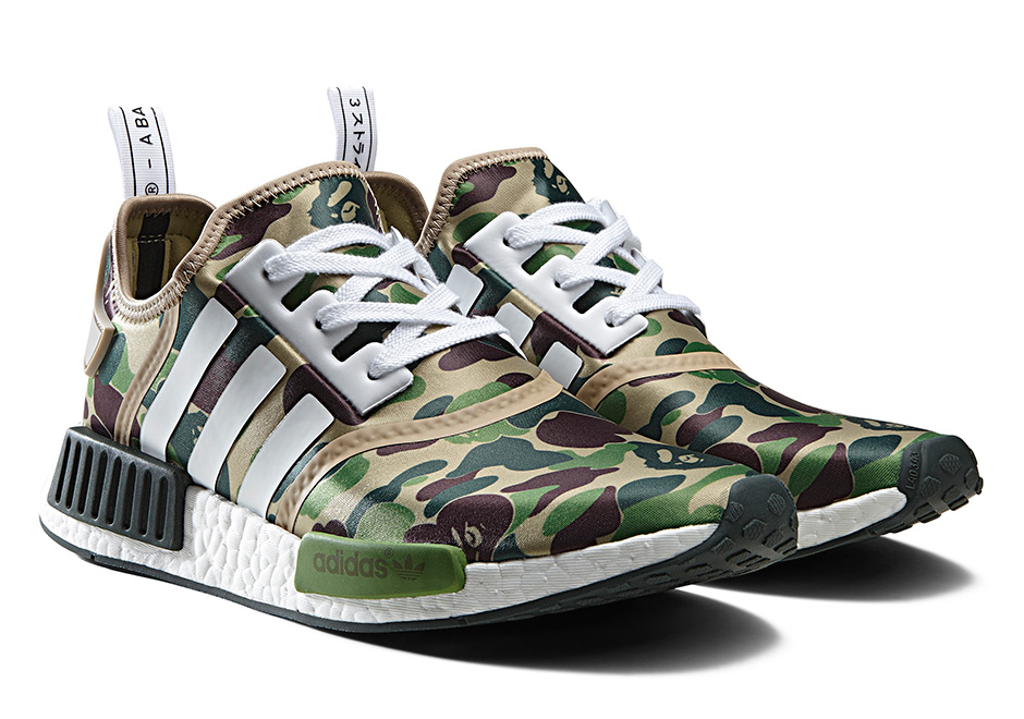 The Collection Complete Bape Nmd Adidas iuklOPXTwZ