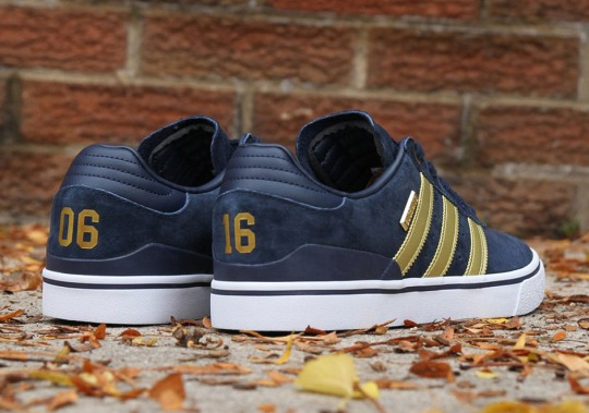 adidas Releases Another 10-Year Anniversary Shoe For Dennis Busenitz