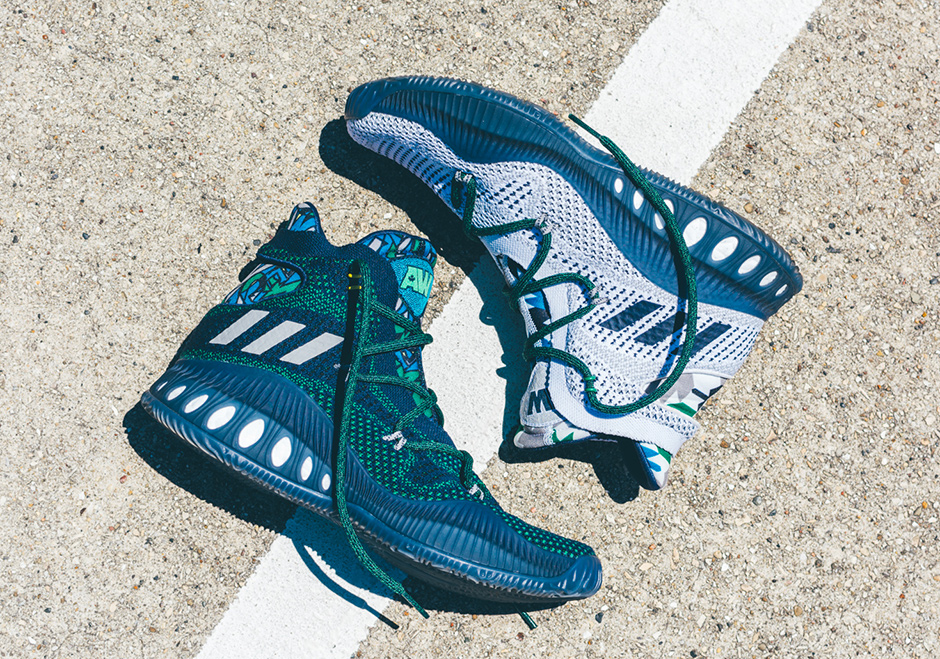 new products 1b3ae 1f425 adidas Crazy Explosive Andrew Wiggins Release Date   SneakerNews.com