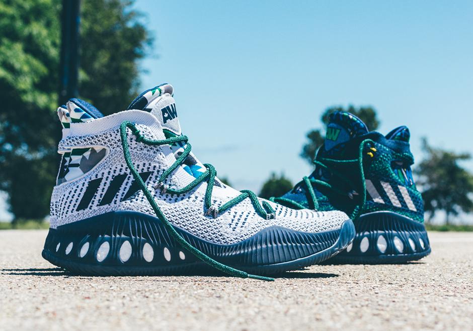 "best sneakers 4f3ca e4023 ... adidas Crazy Explosive ""Andrew Wiggins"" PE ..."