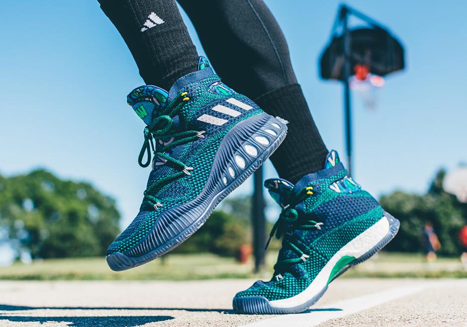 new products e359f b1f3e adidas Crazy Explosive Andrew Wiggins Release Date   SneakerNews.com